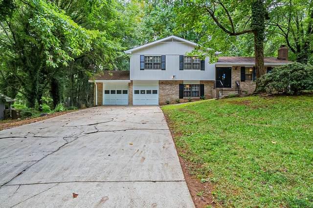 5779 Simone, Stone Mountain, GA 30087 (MLS #9054140) :: EXIT Realty Lake Country