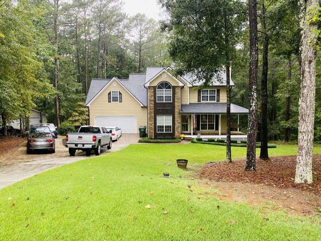 4761 Cedar Drive, Loganville, GA 30052 (MLS #9054200) :: RE/MAX Eagle Creek Realty
