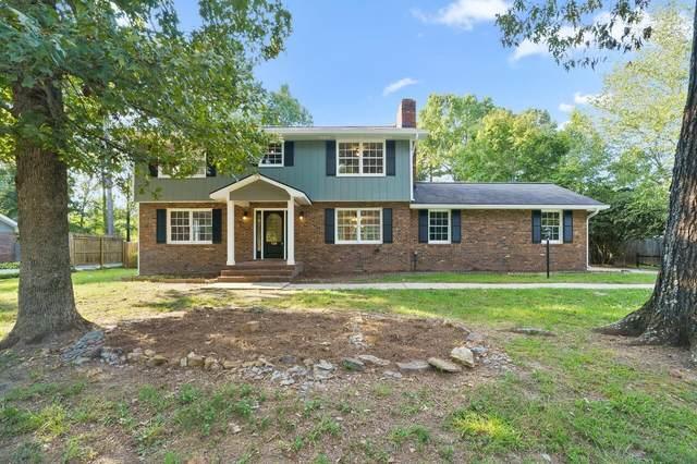 110 Rolling Oaks, Rome, GA 30165 (MLS #9054226) :: Anderson & Associates