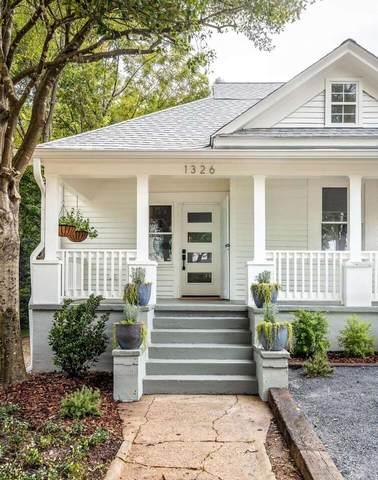 1326 Hill Street SE, Atlanta, GA 30315 (MLS #9054245) :: EXIT Realty Lake Country