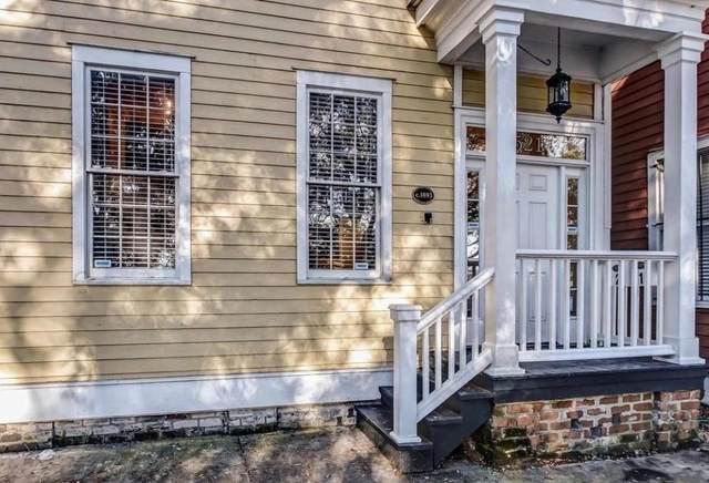 521 E Broad Street #2, Savannah, GA 31401 (MLS #9054286) :: Statesboro Real Estate