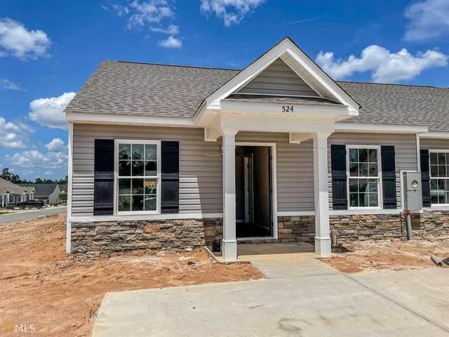 540 Deerchase Court 16B, Statesboro, GA 30458 (MLS #9054292) :: Morgan Reed Realty