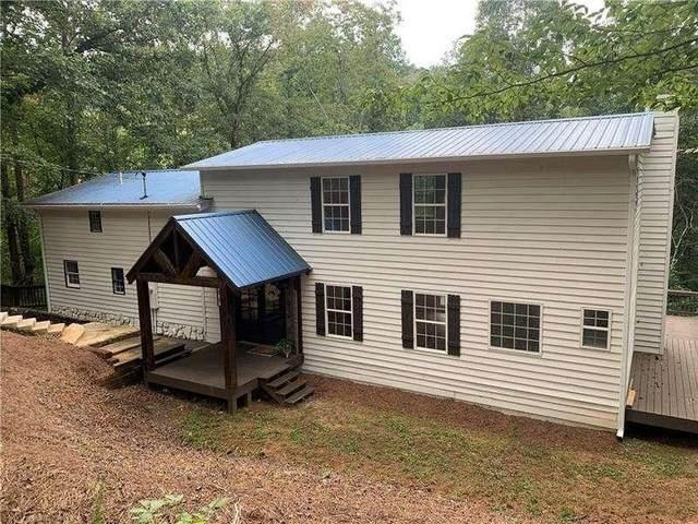 586 Pine Trail, Dahlonega, GA 30533 (MLS #9054315) :: RE/MAX Eagle Creek Realty