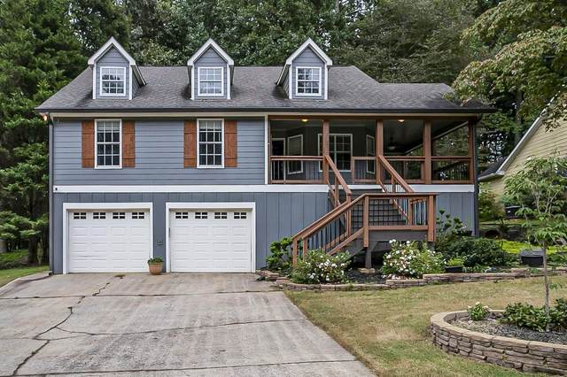 924 Rose Creek, Woodstock, GA 30189 (MLS #9054343) :: Regent Realty Company