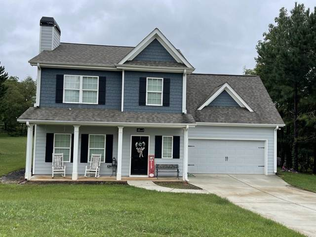 8823 Grassy Knoll Lane, Clermont, GA 30527 (MLS #9054347) :: Athens Georgia Homes
