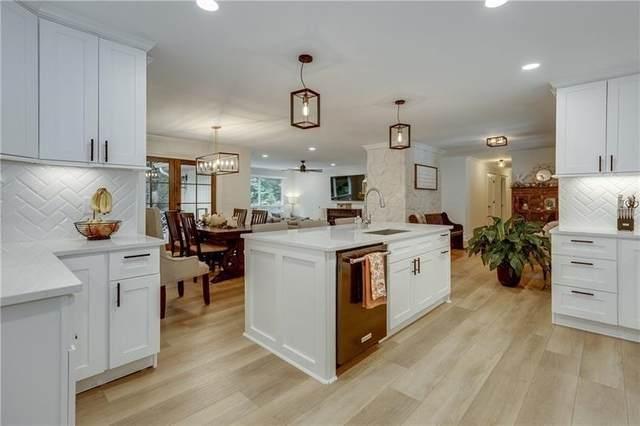 3813 Cherokee Frd, Gainesville, GA 30506 (MLS #9054364) :: Athens Georgia Homes