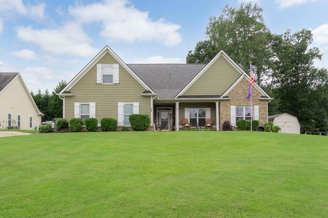 32 Brooke Bend, Dallas, GA 30157 (MLS #9054379) :: Regent Realty Company