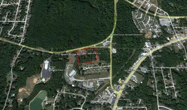 7105 Brown Bridge Road, Covington, GA 30014 (MLS #9054429) :: Regent Realty Company