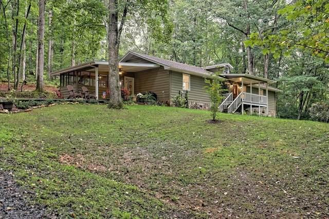 2088 Ivy Mountain, Hiawassee, GA 30546 (MLS #9054445) :: Athens Georgia Homes
