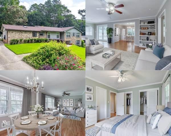4336 Lake Laurel Drive SE, Smyrna, GA 30082 (MLS #9054456) :: Regent Realty Company