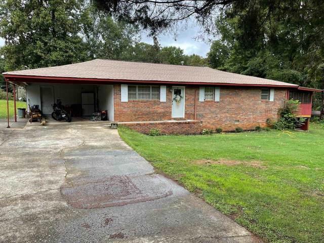 223 Lakeview Drive, Cornelia, GA 30531 (MLS #9054487) :: RE/MAX Eagle Creek Realty