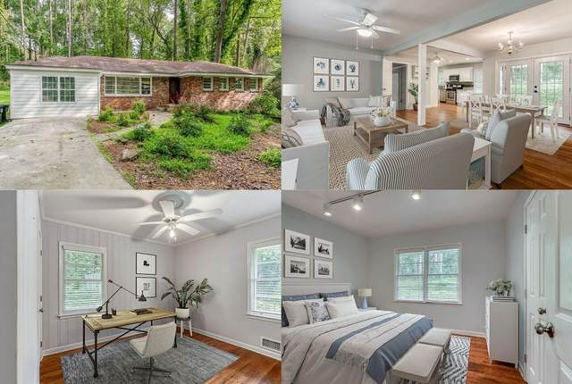 1942 Mcjenkin Drive NE, Atlanta, GA 30345 (MLS #9054542) :: EXIT Realty Lake Country