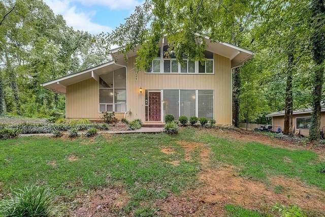 350 Willow Glenn Court, Marietta, GA 30068 (MLS #9054565) :: RE/MAX Eagle Creek Realty