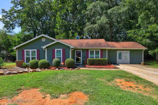 141 Marians Way #11, Mcdonough, GA 30253 (MLS #9054605) :: RE/MAX Eagle Creek Realty