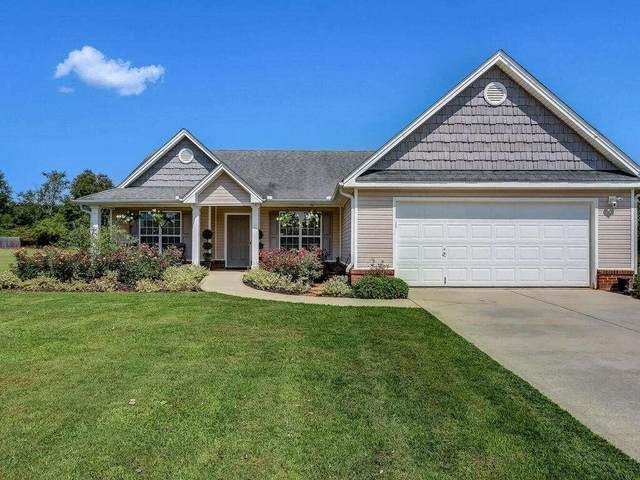 306 Simeon Road, Statham, GA 30666 (MLS #9054646) :: RE/MAX Eagle Creek Realty