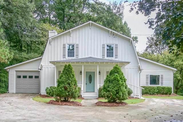 2542 Fairfield Drive SW, Marietta, GA 30064 (MLS #9054659) :: RE/MAX Eagle Creek Realty