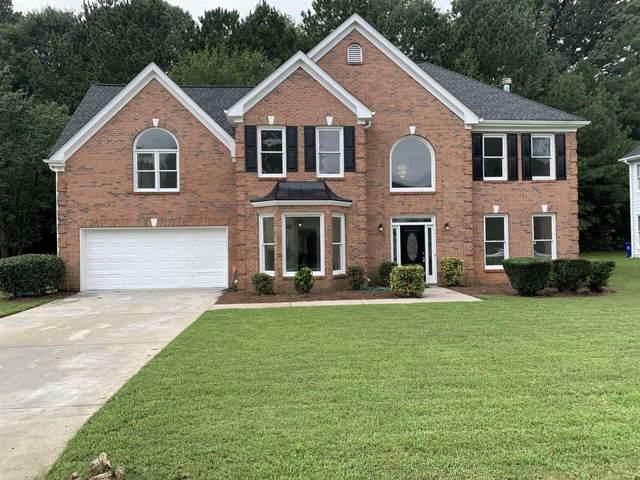 3987 Sweetwater Parkway, Ellenwood, GA 30294 (MLS #9054677) :: Regent Realty Company