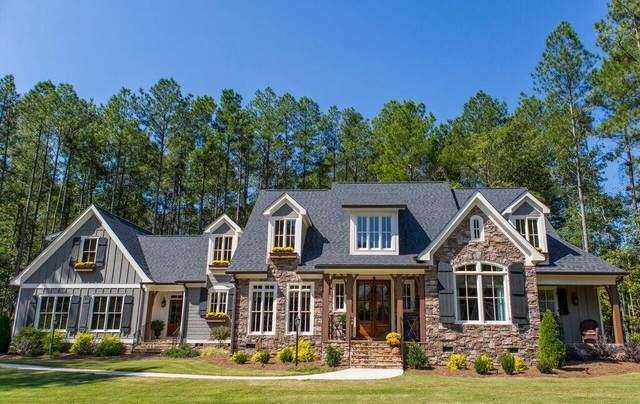 158 Nelson Boulevard, Rome, GA 30165 (MLS #9054680) :: The Realty Queen & Team