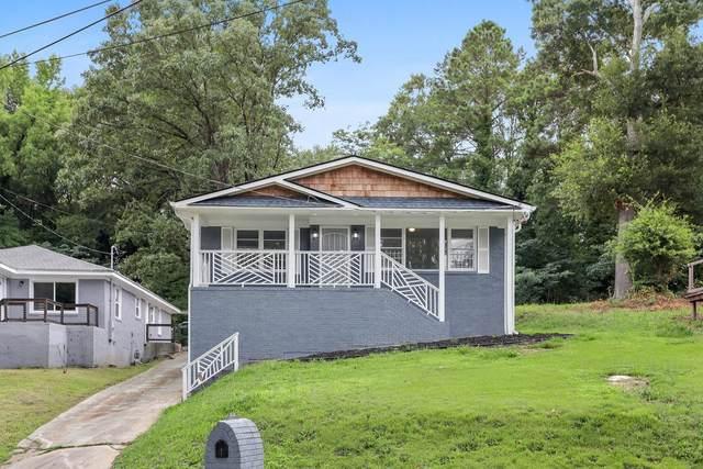 80 Rockmart Drive, Atlanta, GA 30314 (MLS #9054695) :: Statesboro Real Estate