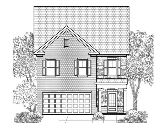 846 Bentley Drive, Fairburn, GA 30213 (MLS #9054696) :: Regent Realty Company