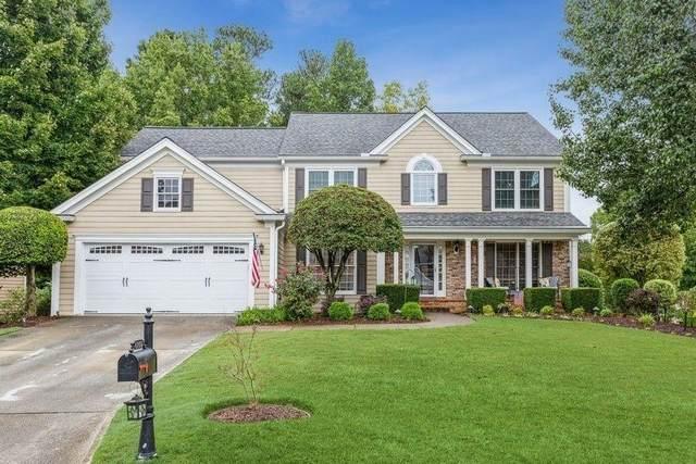 4960 Cinnabar Drive, Johns Creek, GA 30022 (MLS #9054707) :: Regent Realty Company