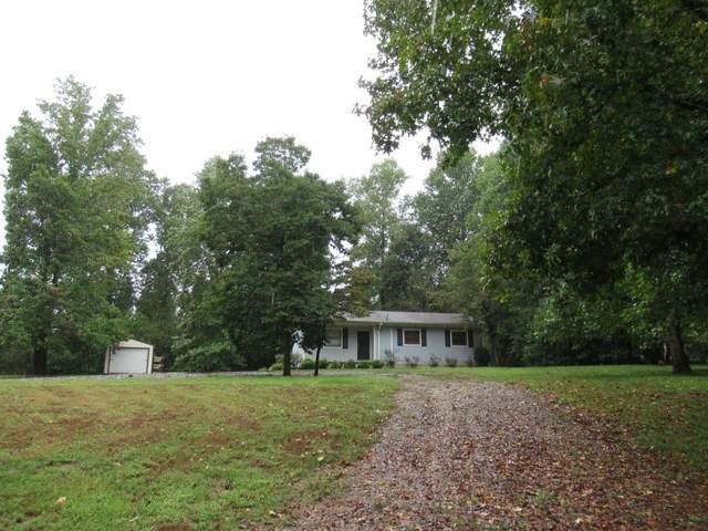 452 Cain Bridge Road, Dahlonega, GA 30533 (MLS #9054730) :: Athens Georgia Homes