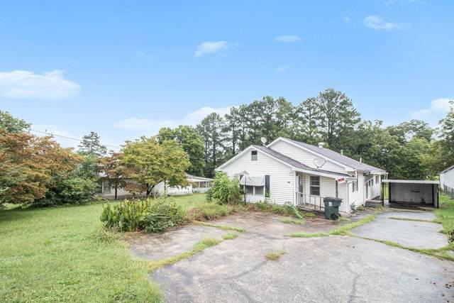 117 Rome Street, Rockmart, GA 30153 (MLS #9054745) :: Athens Georgia Homes