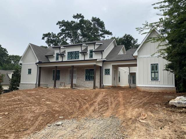 4149 Oak Forest Drive NE, Brookhaven, GA 30319 (MLS #9054748) :: EXIT Realty Lake Country
