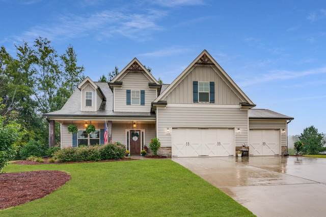 1208 Shiva Boulevard, Winder, GA 30680 (MLS #9054753) :: EXIT Realty Lake Country