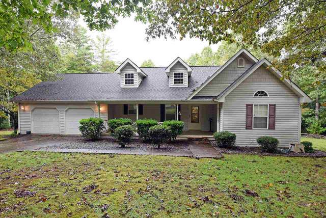 658 Whispering Pines, Blairsville, GA 30512 (MLS #9054758) :: Athens Georgia Homes
