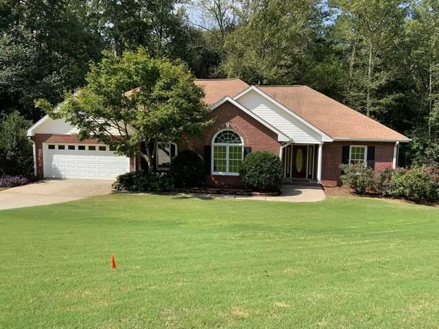 78 Mountain Oaks, Carrollton, GA 30116 (MLS #9054764) :: The Durham Team