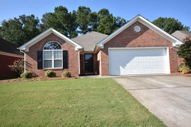 1020 Amber Gate Drive #41, Mcdonough, GA 30253 (MLS #9054765) :: The Durham Team
