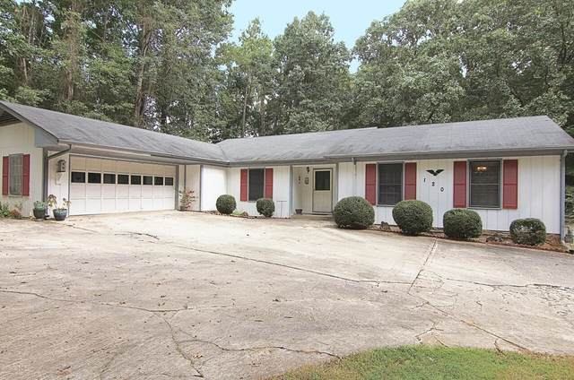 120 Kay Road, Fayetteville, GA 30214 (MLS #9054769) :: Keller Williams