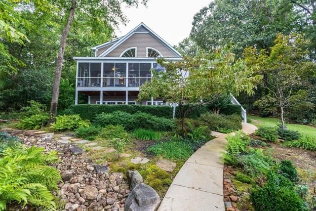 1360 Granite Drive, Greensboro, GA 30642 (MLS #9054805) :: EXIT Realty Lake Country