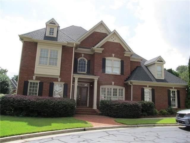 1853 Wyntergate Way, Dunwoody, GA 30338 (MLS #9054821) :: Scott Fine Homes at Keller Williams First Atlanta