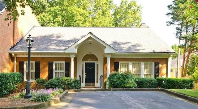 3075 Howell Mill Road #16, Atlanta, GA 30327 (MLS #9054843) :: The Durham Team