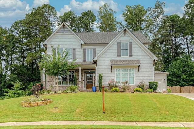1476 Sutters Pond Drive NW, Kennesaw, GA 30152 (MLS #9054896) :: The Durham Team