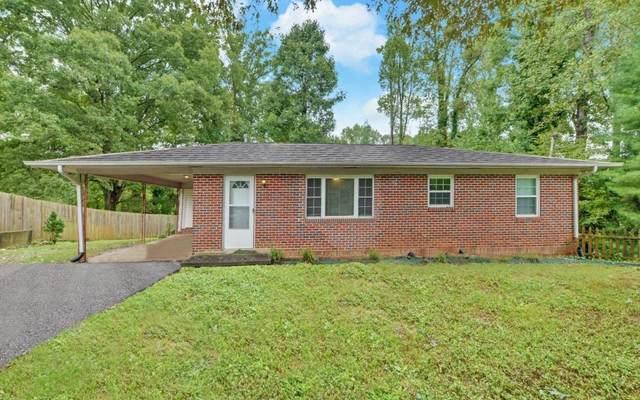 137 Clarks Bridge Road, Gainesville, GA 30501 (MLS #9054907) :: Athens Georgia Homes