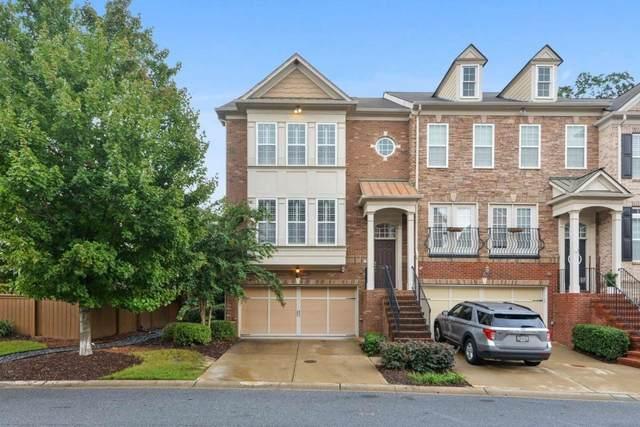 2509 Ashwicke Drive SE #17, Atlanta, GA 30339 (MLS #9054927) :: The Durham Team
