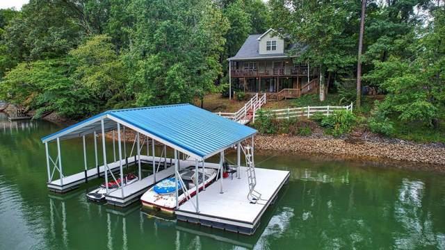 296 Harrison Circle 10/11, Hiawassee, GA 30546 (MLS #9054963) :: EXIT Realty Lake Country
