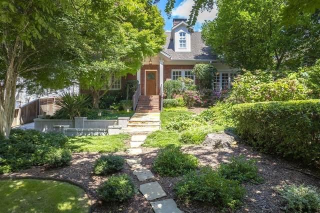 1343 Berwick Avenue, Atlanta, GA 30306 (MLS #9055052) :: Statesboro Real Estate