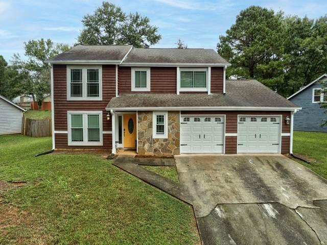 4960 Terrace Green Trce, Stone Mountain, GA 30088 (MLS #9055078) :: Scott Fine Homes at Keller Williams First Atlanta