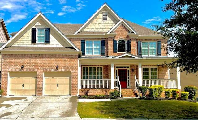 1494 Wild Rye Lane, Grayson, GA 30017 (MLS #9055112) :: Scott Fine Homes at Keller Williams First Atlanta