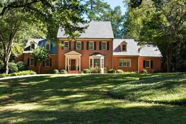 3535 Tuxedo Park NW, Atlanta, GA 30305 (MLS #9055140) :: Cindy's Realty Group