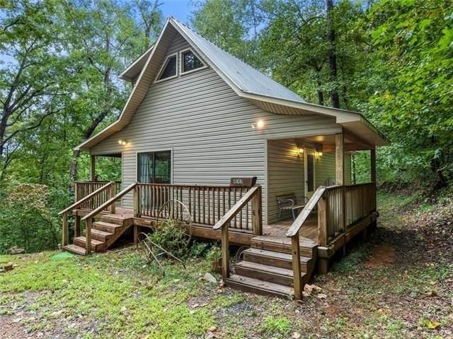 158 Panners Road, Dahlonega, GA 30533 (MLS #9055157) :: Athens Georgia Homes