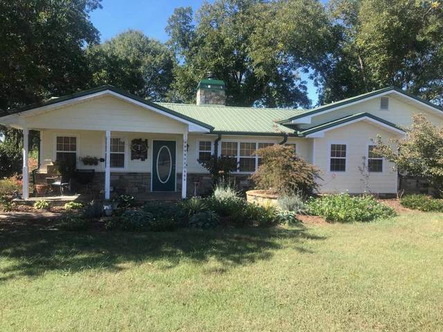 830 Eagle Grove School Road, Canon, GA 30520 (MLS #9055238) :: Athens Georgia Homes