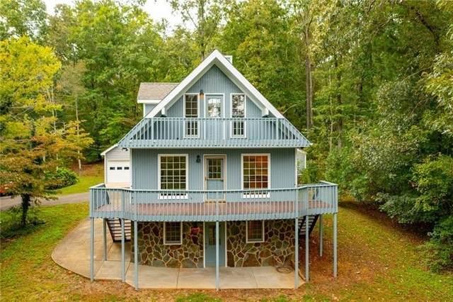 1126 Twin Mountain Lake Circle, Talking Rock, GA 30175 (MLS #9055240) :: Athens Georgia Homes