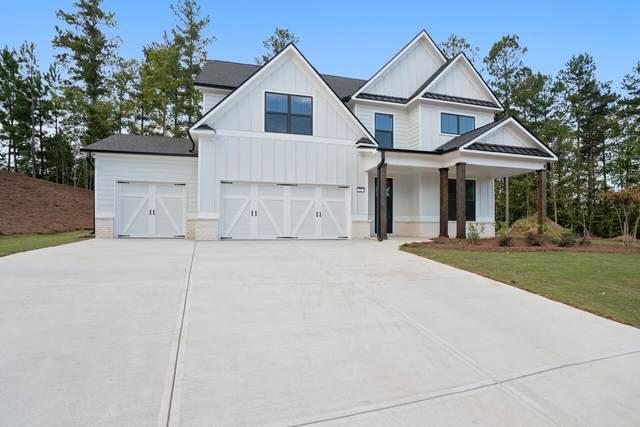 313 Sweet Plum Trail #507, Dallas, GA 30132 (MLS #9055252) :: Morgan Reed Realty