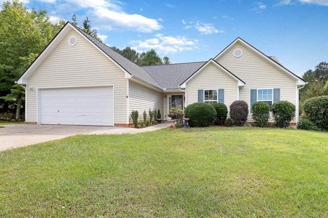 16 Oak Ridge Drive, Dawsonville, GA 30534 (MLS #9055254) :: Athens Georgia Homes