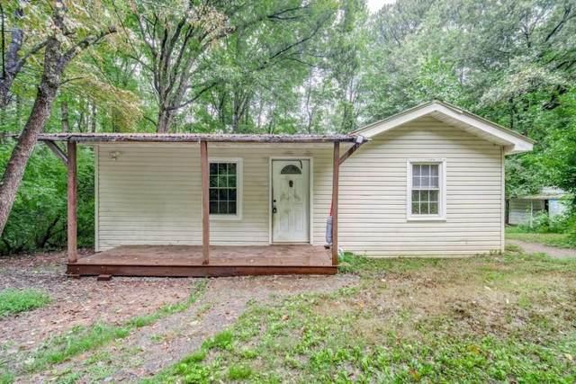 4228 Old Burnt Mountain Road, Jasper, GA 30143 (MLS #9055278) :: Athens Georgia Homes